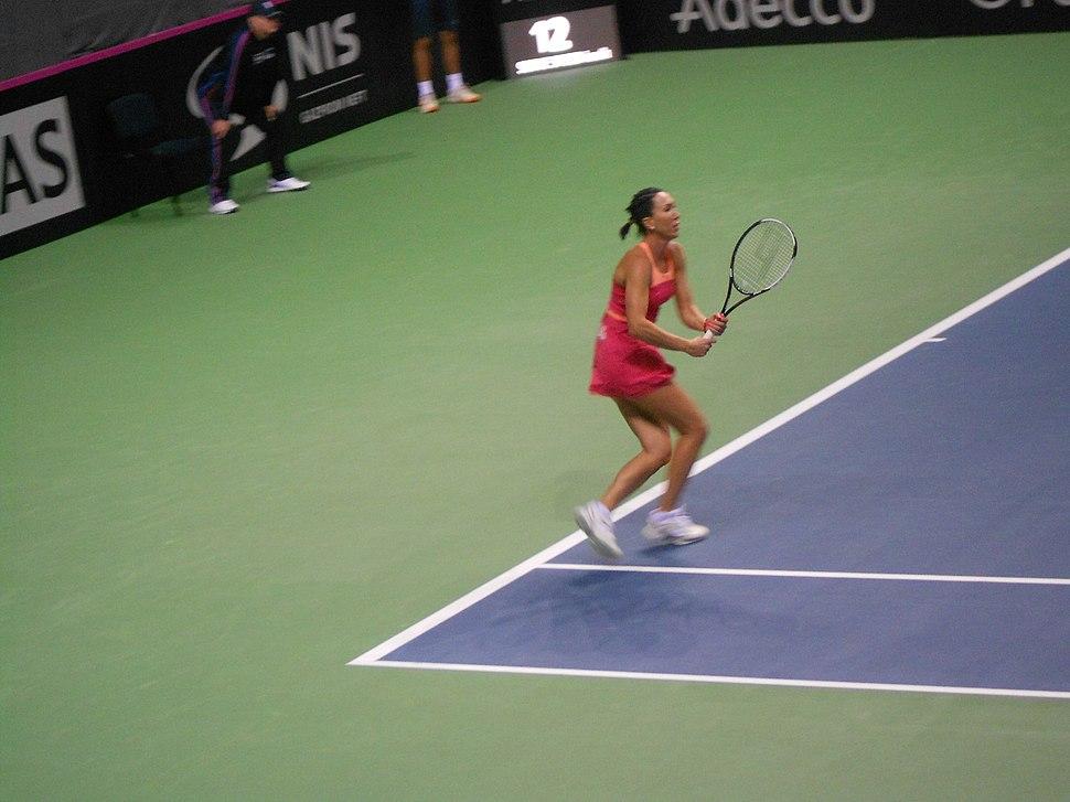 Jelena Jankovic2- Fed Cup 2016