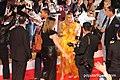 Jennifer Lopez - Long Golden Yellow Dress (48699323757).jpg