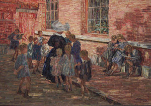 Jenny Montigny - Nursery School in Deurle