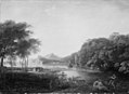 Jens Juel - Arcadian Landscape. Motif from Baia in Italy - KMSsp866 - Statens Museum for Kunst.jpg