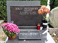 Jerzy Ruszkiewicz - Krzysztof Kiciński - Cmentarz Wojskowy na Powązkach (207).JPG