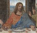 Jesús en La Última Cena, de Leonardo da Vinci.jpg