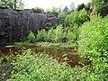 Jeziorko w Ravnedal - panoramio (1).jpg