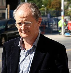 Jim Broadbent på Toronto International Film Festival 2007.