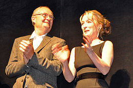 Jim Broadbent and Leslie Manville.jpg