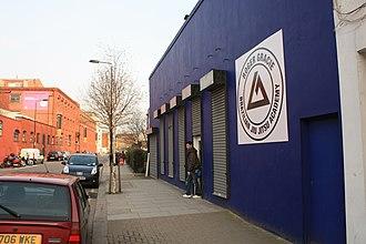 Brazilians in the United Kingdom - Brazilian Jiu-Jitsu Academy in Kensington, established by Roger Gracie