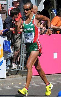 João Vieira (racewalker) Portuguese racewalker