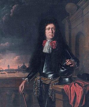 Joan van Broekhuizen - Joan van Broekhuizen (1649-1707) (Ludolf Bakhuizen)