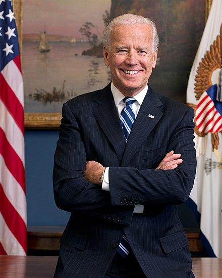 Joe Biden, From WikimediaPhotos