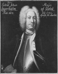 Johan Gabriel Lagerhjelm, 1677-1741