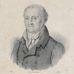 Johann Gottfried Schicht (Source: Wikimedia)