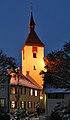 Johanneskirche Münchingen Weihnachtsbeleuchtung.jpg