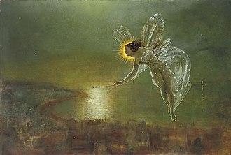 John Atkinson Grimshaw - Image: John Atkinson Grimshaw Spirit of the Night