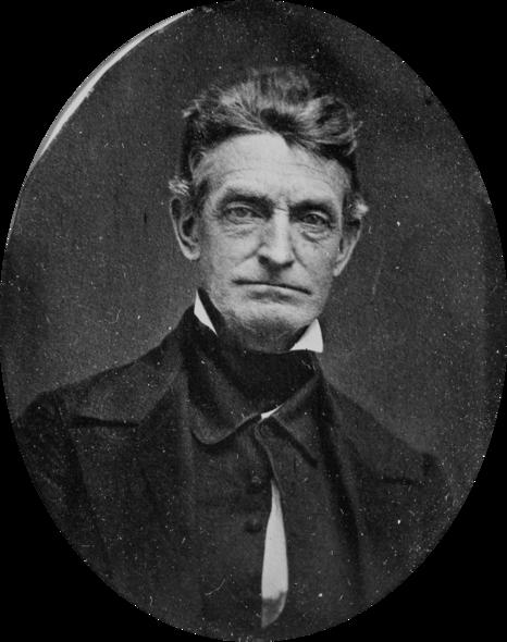 john brown an abolitionist