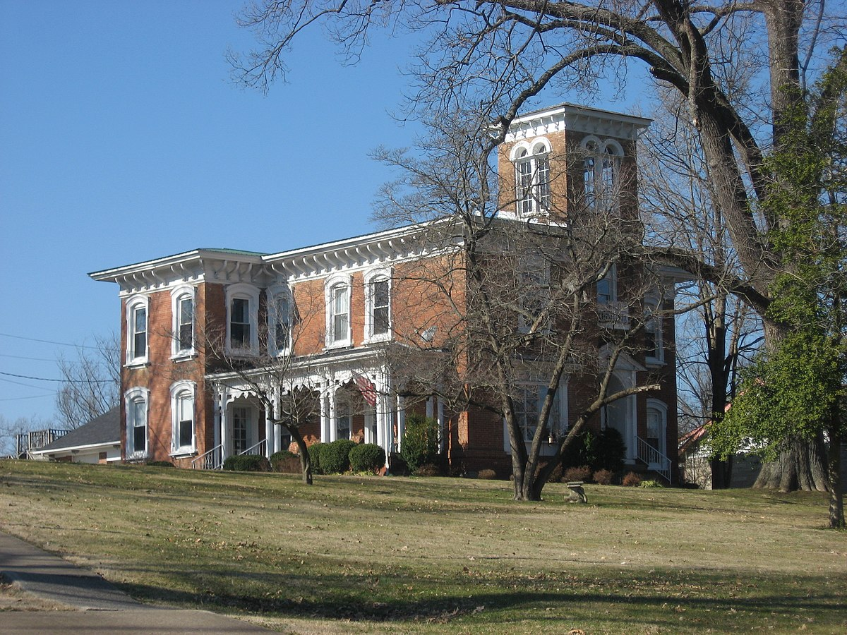 pendleton house  hartford  kentucky