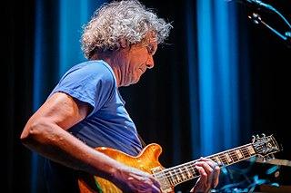 John Etheridge British guitarist