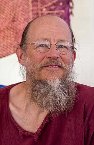 John Gilmore (activist) - Gilmore in 2014
