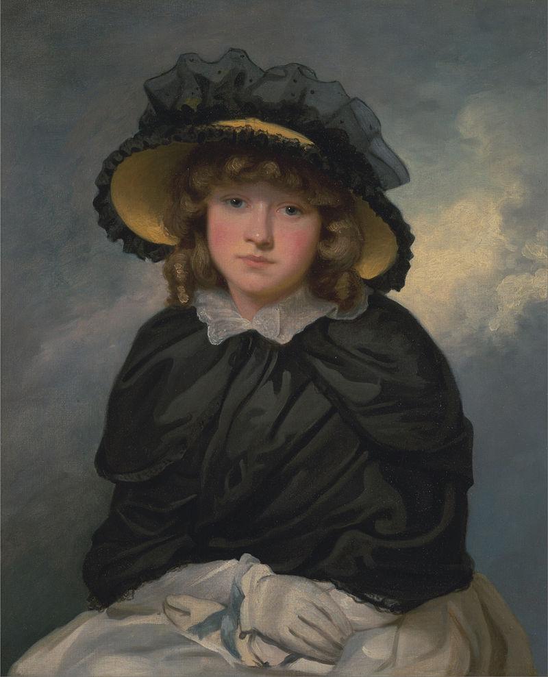 John Hoppner-Louisa Lane, Called 'Cecilia' - Google Art Project.JPG