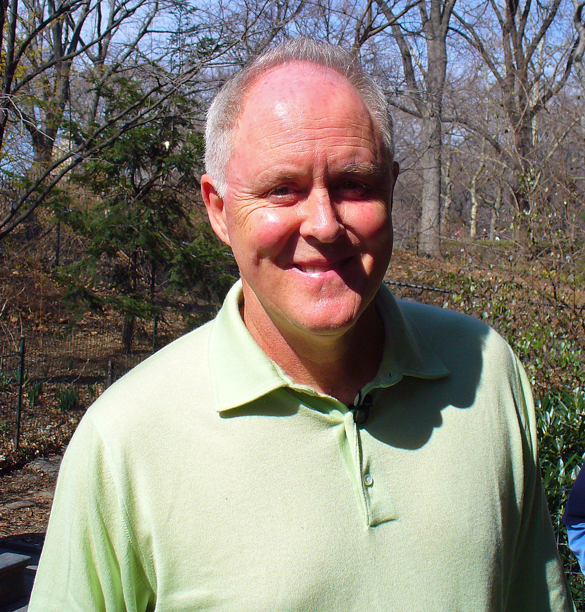 John lithgow wikipedia for Hugh leslie