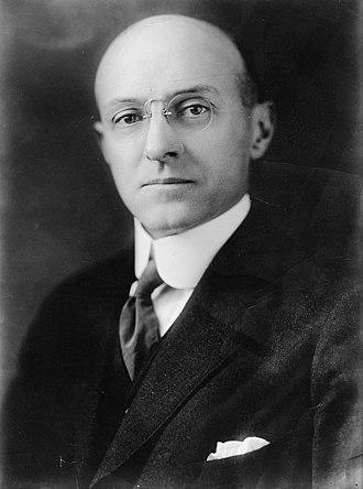 John Lord O'Brian - Image: John Lord O'Brian in 1920