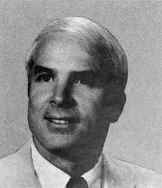 Arizona's 1st congressional district - Image: John Mc Cain 1983
