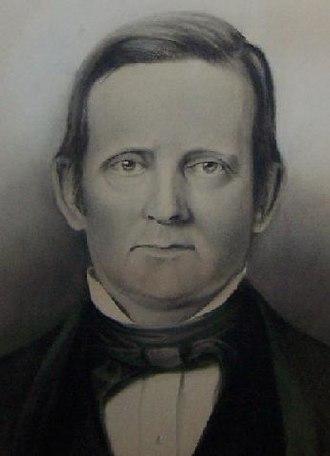 John S. Robinson (governor) - Image: John S Robinson