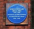 John Stewart Bell plaque, Belfast - geograph.org.uk - 1599509.jpg