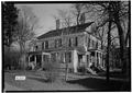 John Sudam House, Wall and Main Streets, Kingston, Ulster County, NY HABS NY,56-KING,4-4.tif