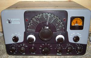 E. F. Johnson Company - EF Johnson Ranger transmitter, circa 1958