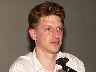 Jonathan Littell - Jonathan Littell in 2007