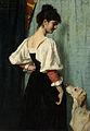 Jonge Italiaanse vrouw met de hond Puck Rijksmuseum SK-A-1703.jpeg