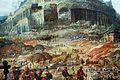 Joos de momper il giovane e frans francken il giovane, la torre di babele, 1600-30 ca. 02.JPG