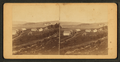 Jos. Clark on road to Forks, from Robert N. Dennis collection of stereoscopic views.png