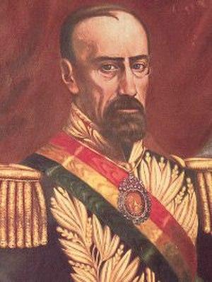 José María de Achá - José María de Achá