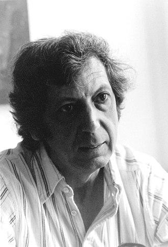 José María Valverde - José María Valverde in 1980