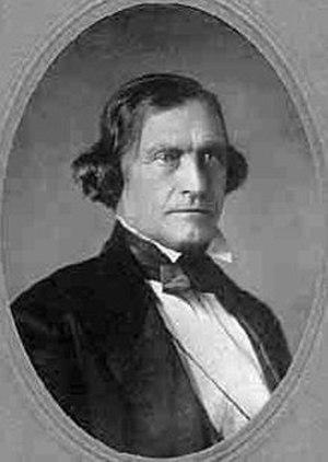 Joseph R. Brown - Joseph R. Brown, c. 1853.