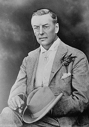 Joseph Chamberlain - Joseph Chamberlain in 1909.