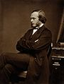 Joseph Lister, 1st Baron Lister (1827 – 1912) surgeon Wellcome V0027872.jpg