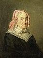 Jozef Israëls - Sientje Nijkerk-Servaas op 90-jarige leeftijd, 1857.jpg