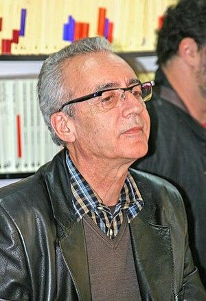 {{es 1=Juan José Millás en la Feria del Libro ...