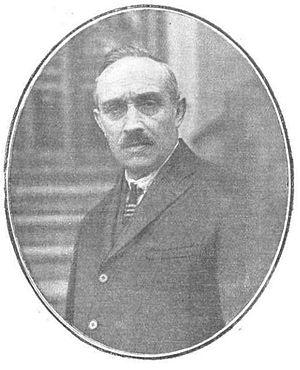 Juan Olazábal Ramery - Image: Juan Olazabal