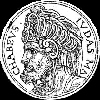 Judas Maccabeus image