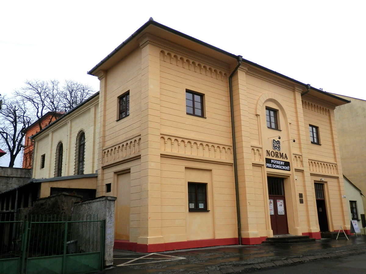 Neologe synagoge pre ov wikipedia for Einrichtungshaus heidelberg