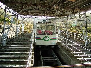 Jukkokutōge Cable Car