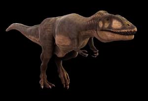 1931 in paleontology - Carcharodontosaurus