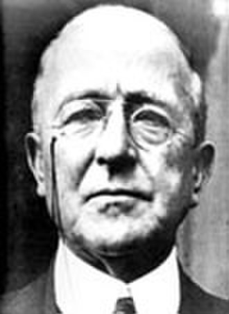 Commonwealth Court of Conciliation and Arbitration - Image: Justice George Dethridge