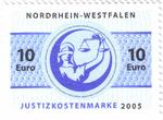 Justizkostenmarke NRW 10Euro.png