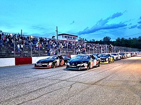 K&N Pro East Series at Greenville-Pickens Speedway