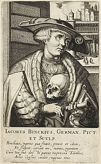 image of Jacob Binck from wikipedia