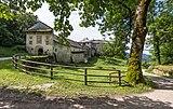 Köttmannsdorf Hollenburg Burganlage Nord-Ansicht 13072018 3898.jpg